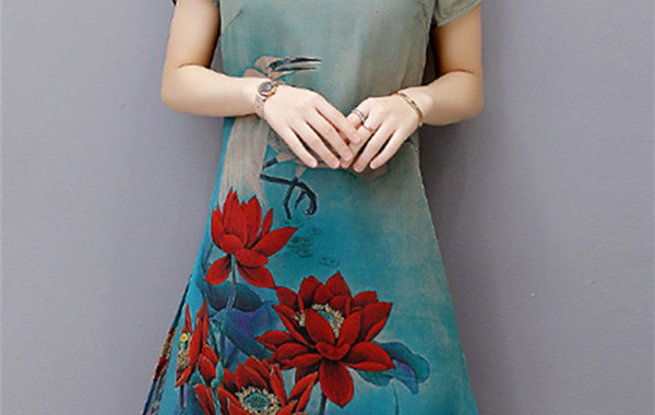 Chinese Style Dresses