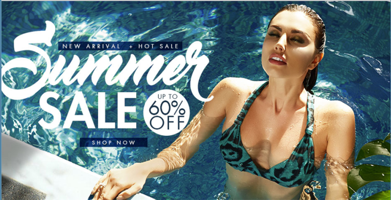 Newchic Summer Sale Up to 60% Off!