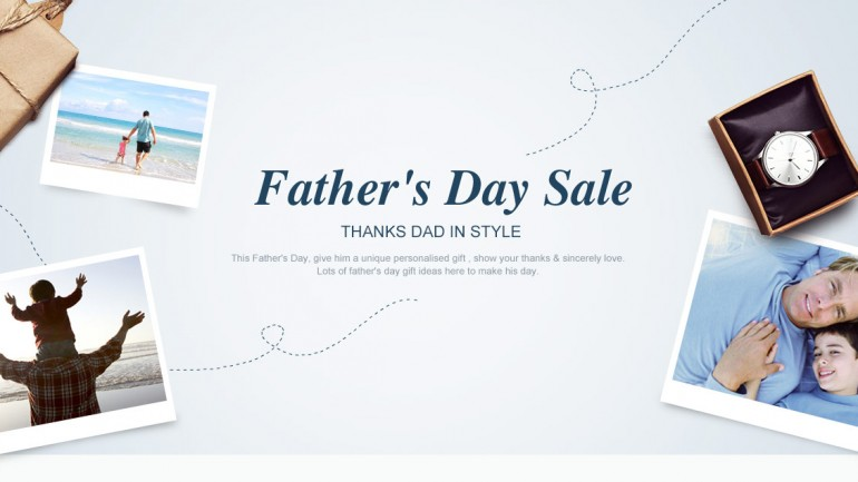 Best Gift Guides for 2017 Father's Day