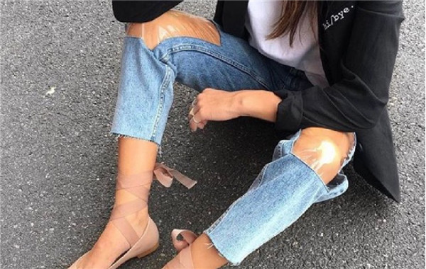 4 ridiculous jeans in 2017