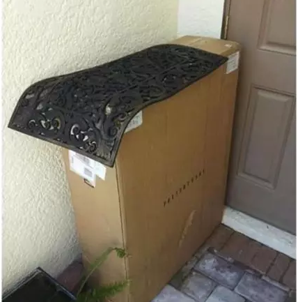 Where Is Your Package ?