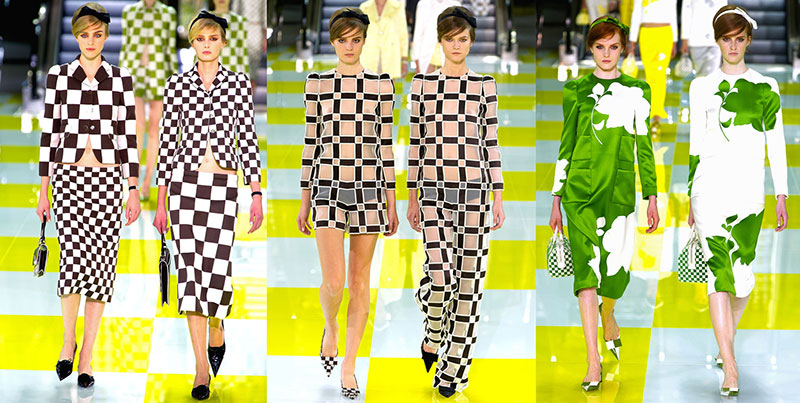 Beauty Principles of Clothing Collocation:Repetition (3)