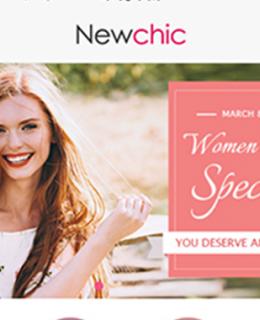 Newchic app