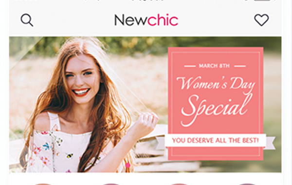 Everything is Under $20 in Newchic App Anniversary Sale