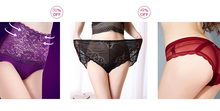 Newchic Exclusive 10% Coupon for Women Underwear