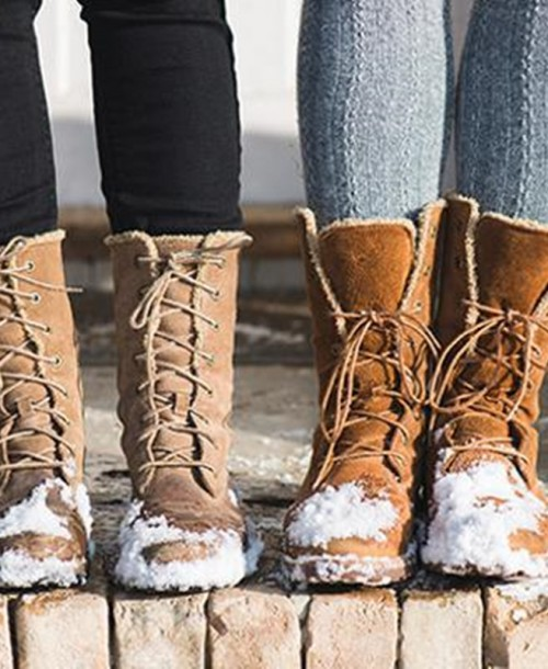 How to Pair With the Winter Boots for Women
