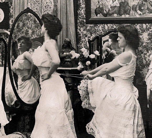 women body shapewear in the past