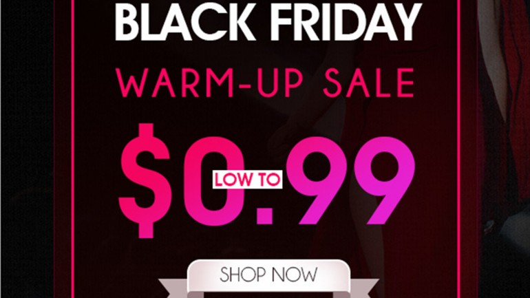 How To Save Big In Newchic Black  Friday Deals 2017