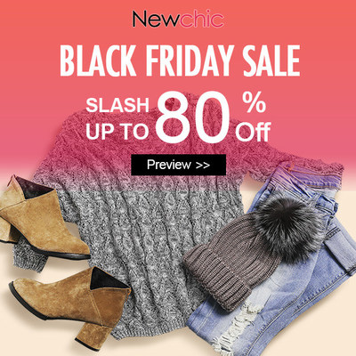 Newchic Black Friday Sale