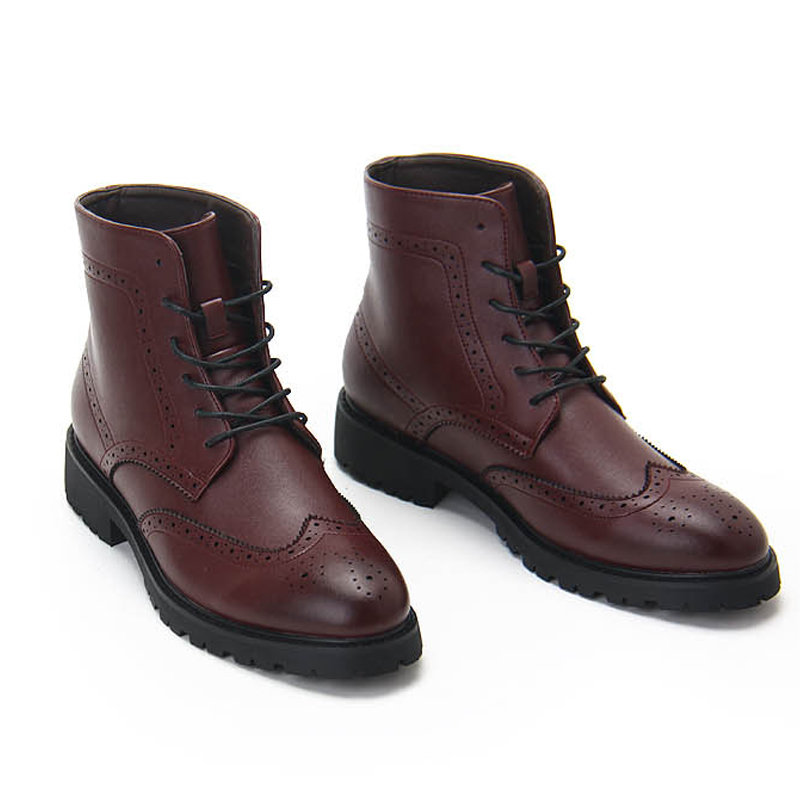 Newchic mens ankle boots