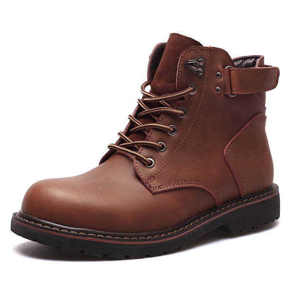 Newchic mens casual boots