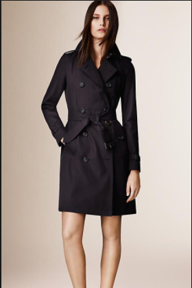 long trench coat for women