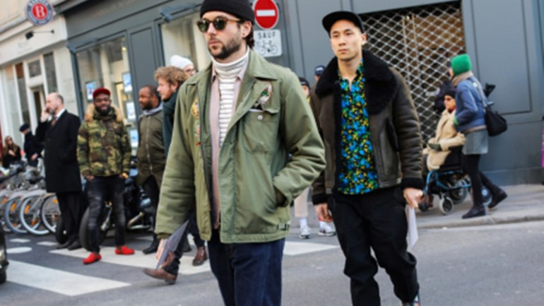 What to Wear With A Green Bomber Jacket
