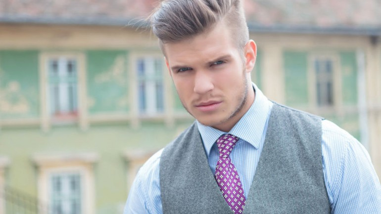 How to Wear A Mens Vest Smartly In Cold Days