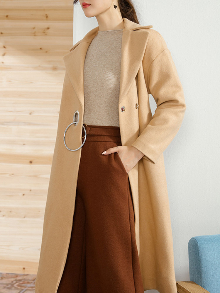 soft wool coat
