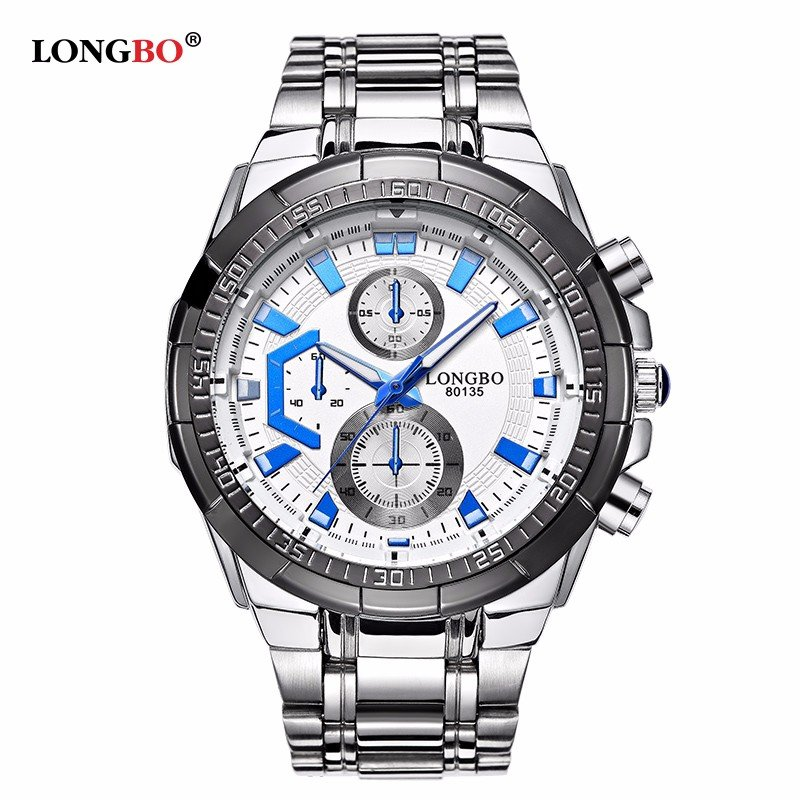 stainless watch for men