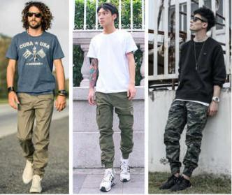 What to wear with Cargo pants?