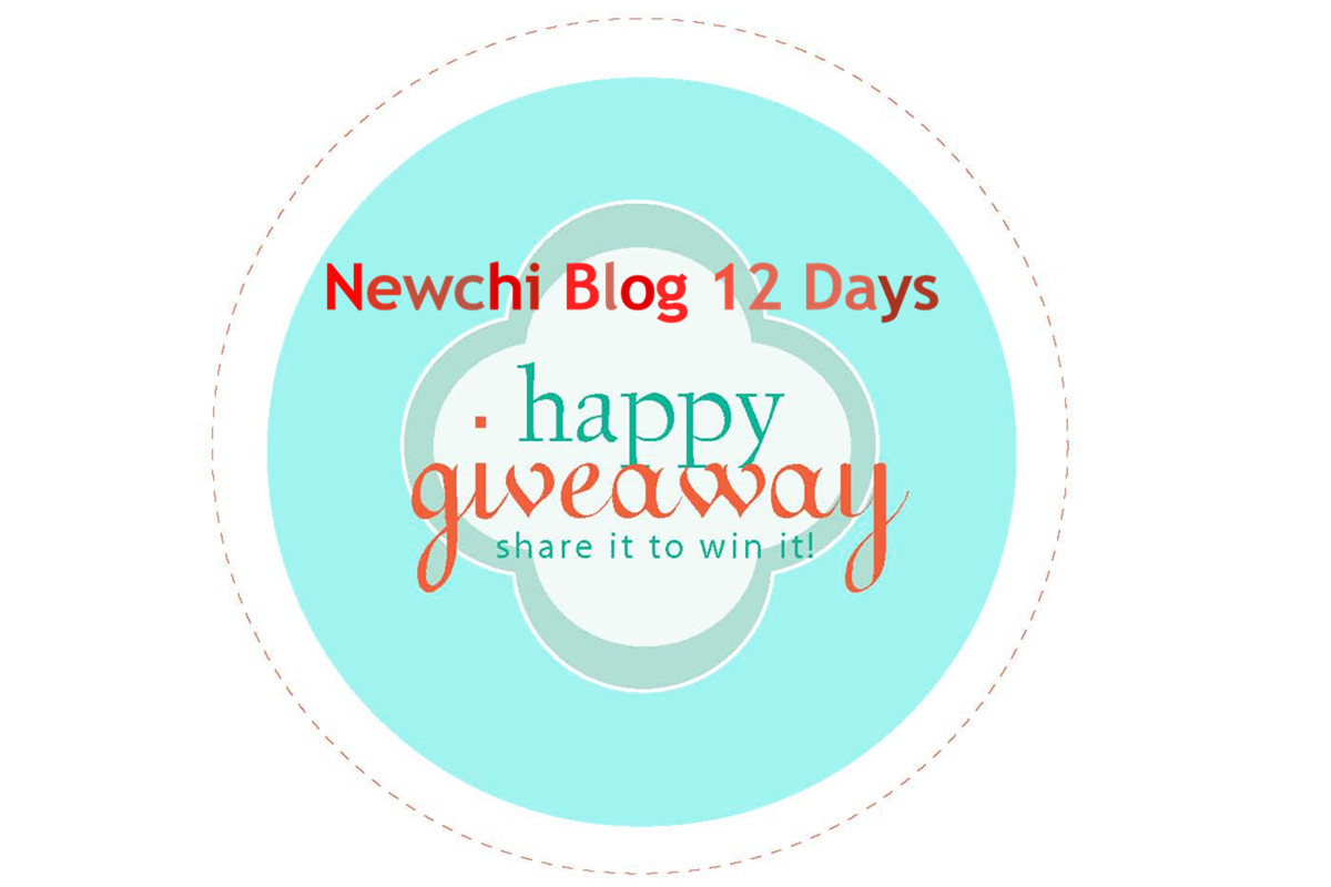 Newchic Blog 12 Days Giveaway – Day 3