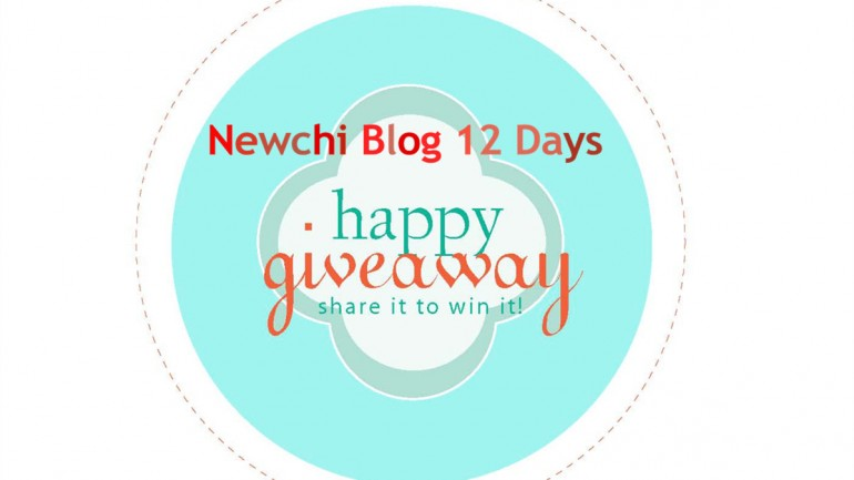 Newchic Blog 12 Days Giveaway – Day 1