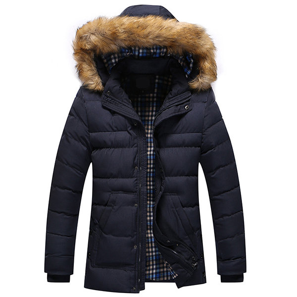 Newchic down coat for men