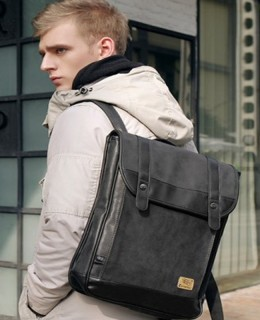 fashionable mens backpacks