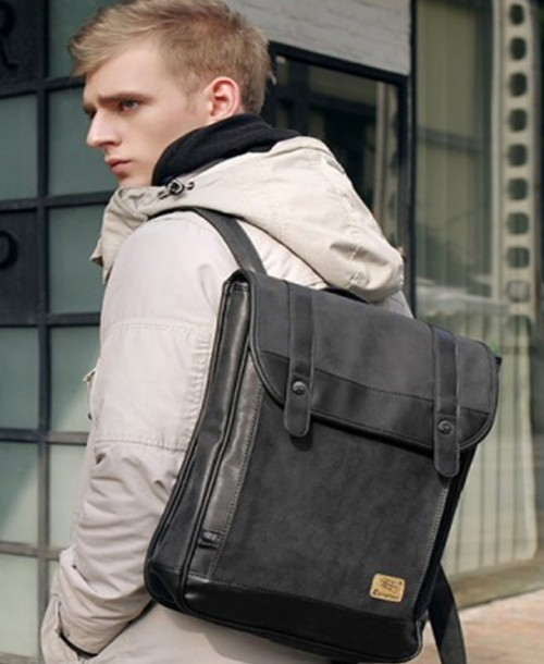 Be A Fashionista With The Coolest Mens Backpacks from Newchic