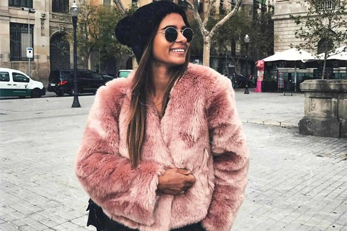 The 10 Best Faux Fur Coats Under $100 For 2017 Winter
