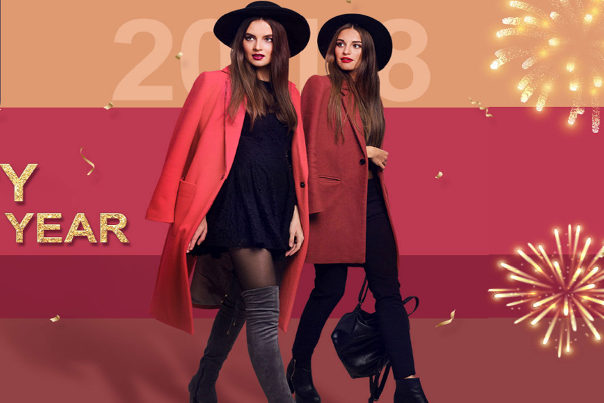 Enjoy The Special Benefits of Newchic New Year Sale 2018!