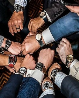 best mens watches fit