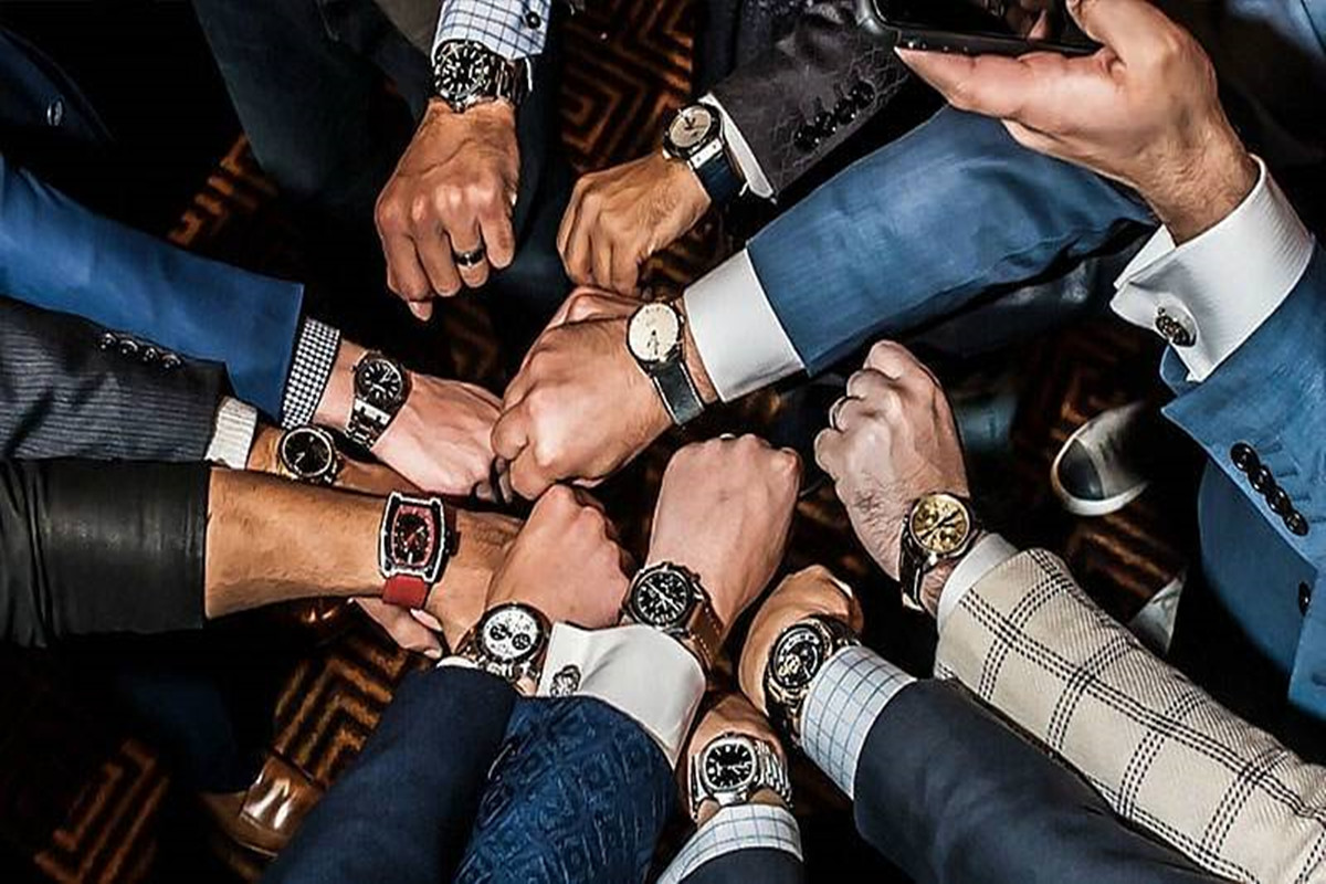 How Should the Best Mens Watches Fit Fashionably