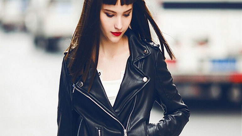 How to Pair with the Leather Jackets for Women in Spring?