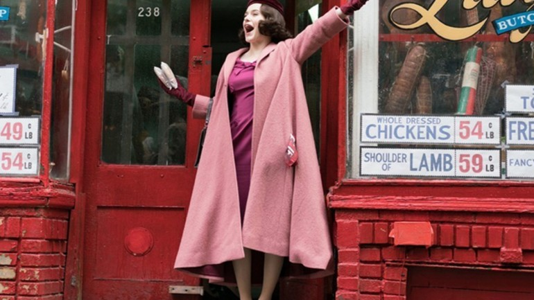 Learn How to Match the Outfit Colors from the Marvelous Mrs. Maisel