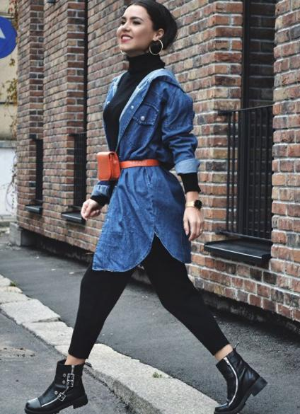 How to Style Women's Boots in Spring of 2018 3