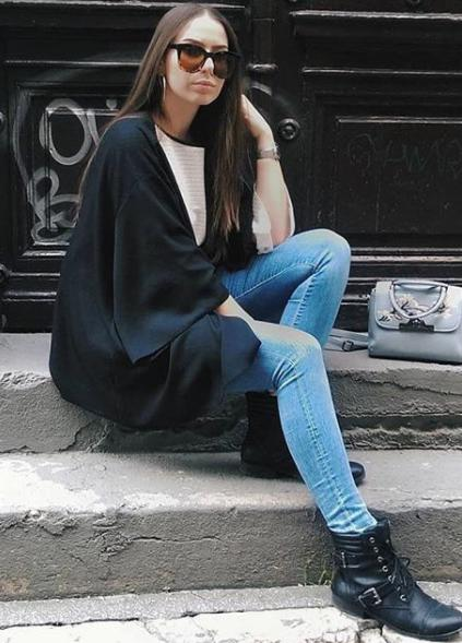 How to Style Women's Boots in Spring of 2018 4