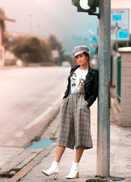 How to Style Women's Boots in Spring of 2018 5