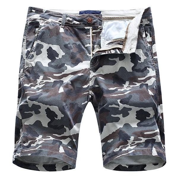 Newchic camo cargo shorts