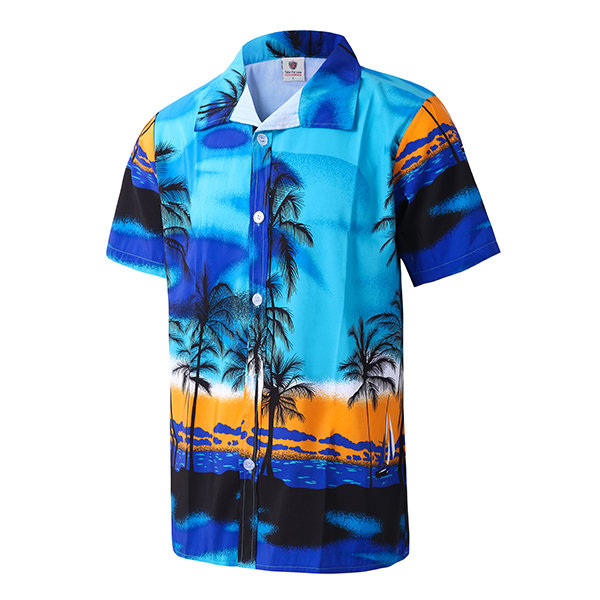Newchic cute Hawaiian shirts