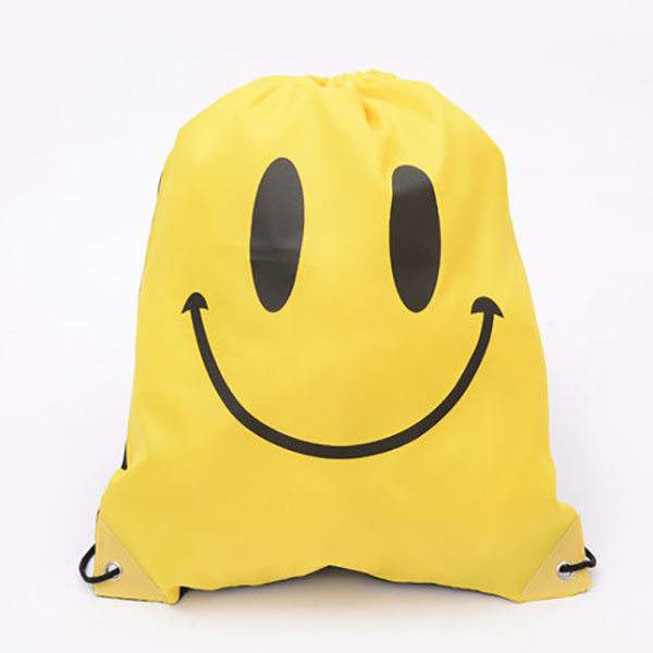 Newchic emoji drawstring bags