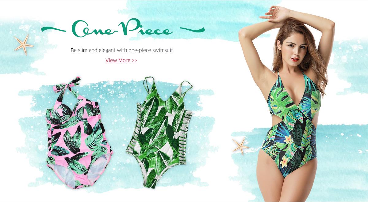 Newchic one piece swimwear