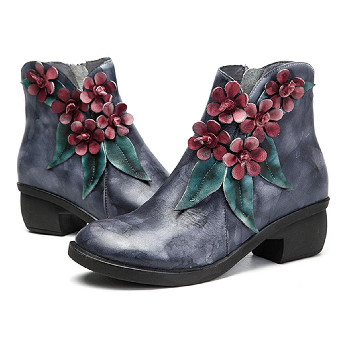 Socofy vintage shoes