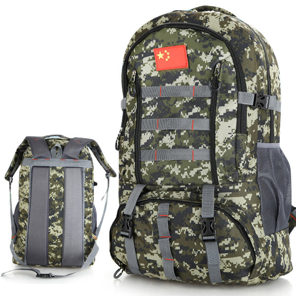 Theft proof backpacks
