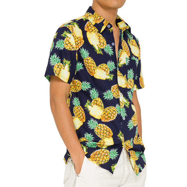 cute Hawaiian shirts for men