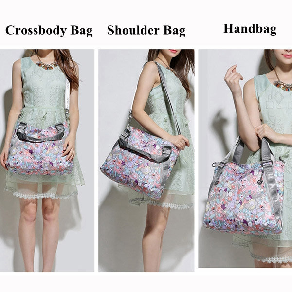 cute nylon crossbody bags for travel
