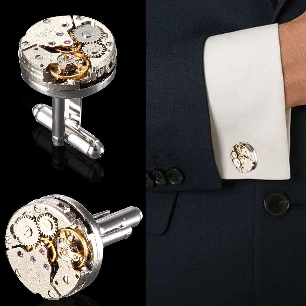 unique cufflinks