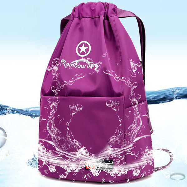 waterproof drawstring bags