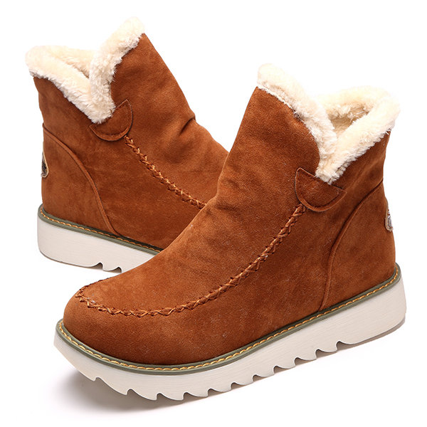 womens fur boots