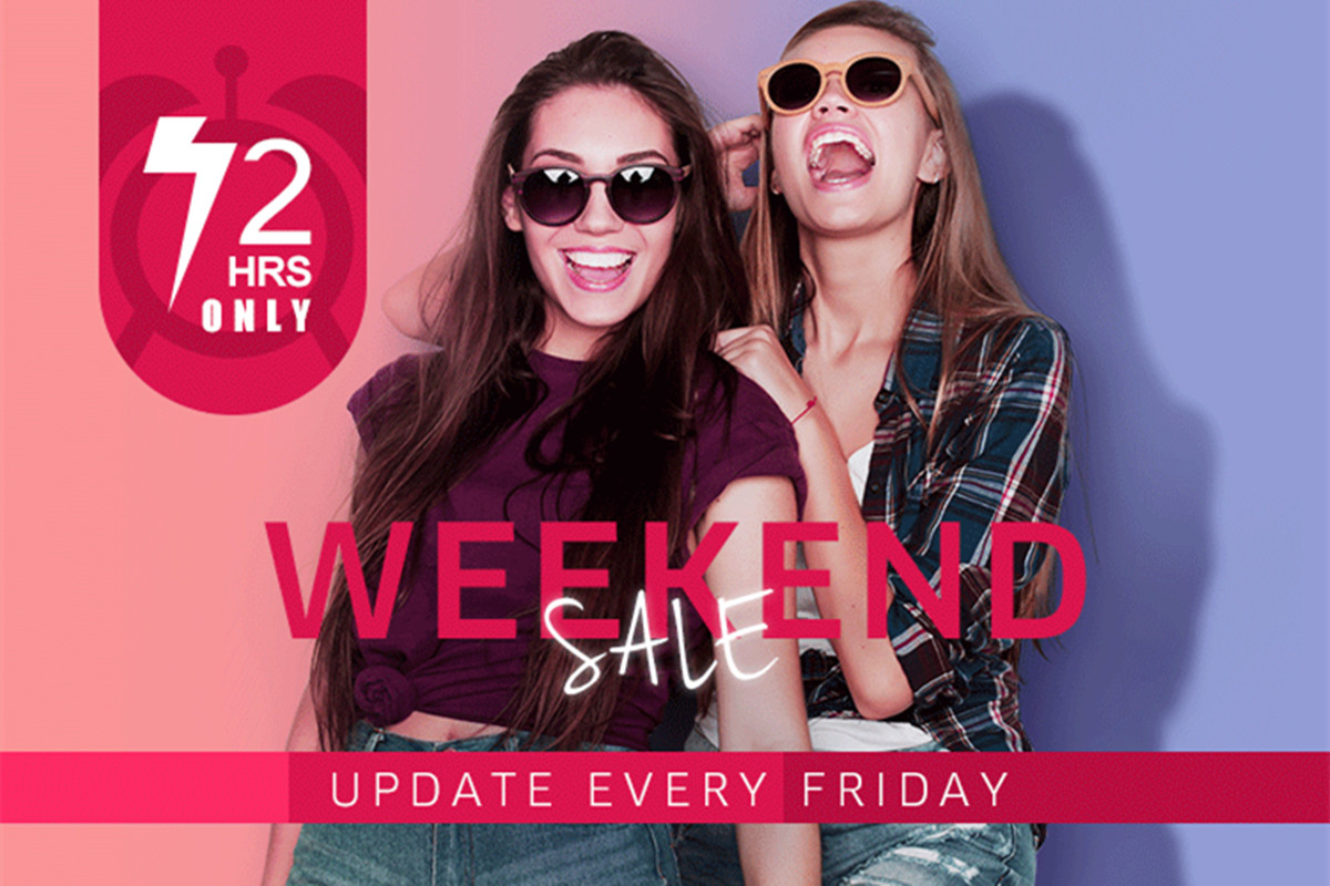 Newchic Weekend Sale Begins, Low to $4.99