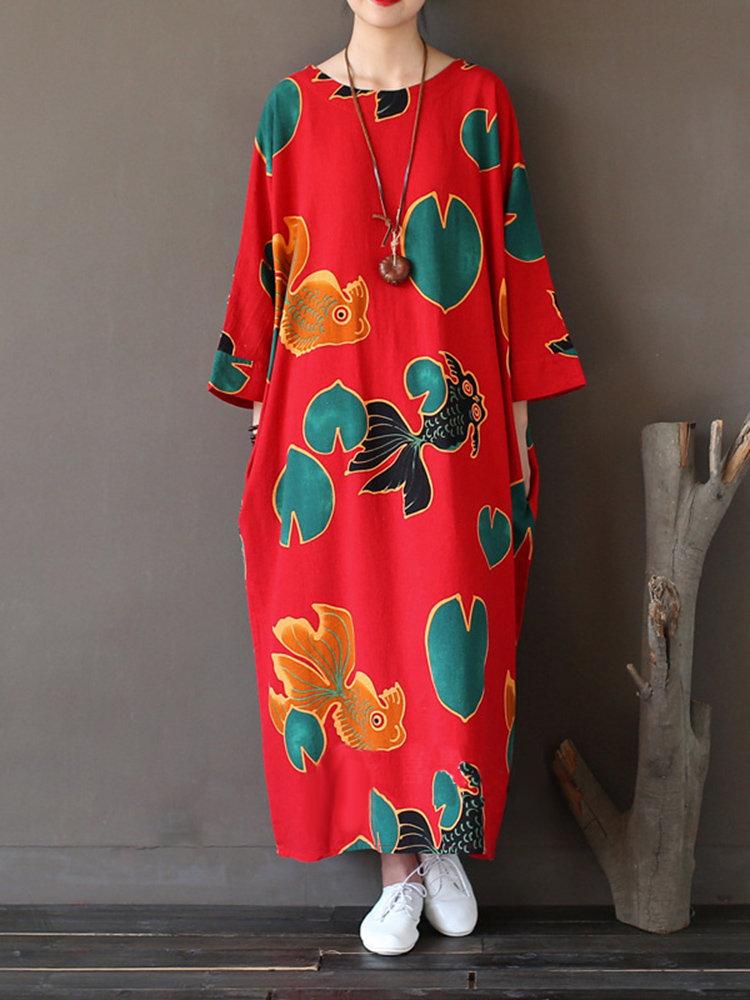 O-newe Bohemian dress