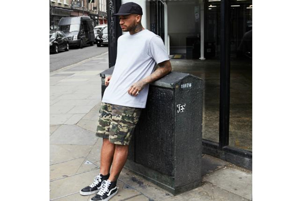 What to Wear With Mens Camo Shorts?