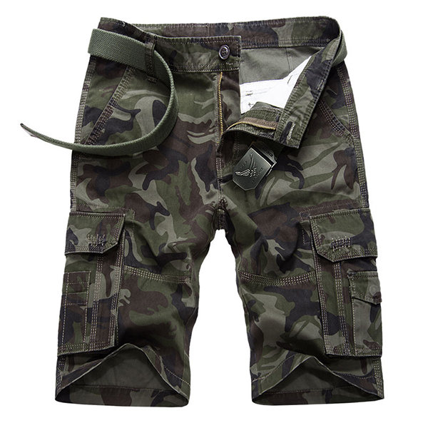cheap mens camo cargo shorts